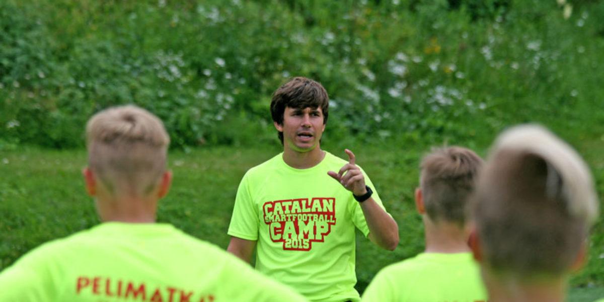 Catalan Smartfootball Camp PERUTTU!