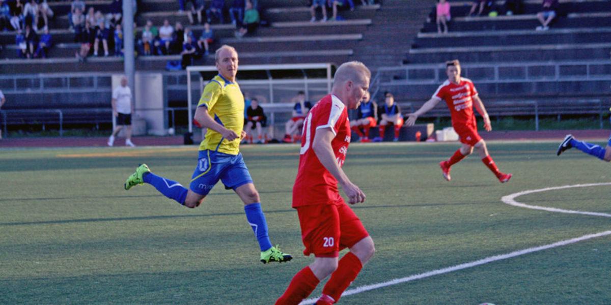 Uusi ottelu, uusi mahdollisuus — FCV yllätysvalmiina Gnistanin vieraaksi