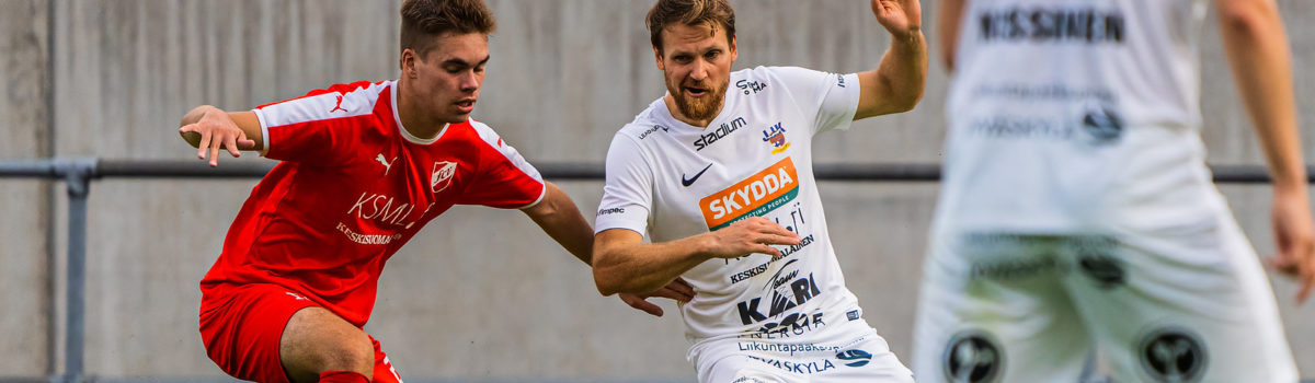 FC Vaajakoski ja JJK tavoittelevat yhteistä pelaajapolkua