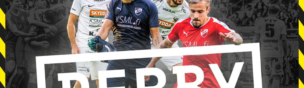 Illan derby FC Vaajakoski v JJK siirtyy korona-altistumisen vuoksi