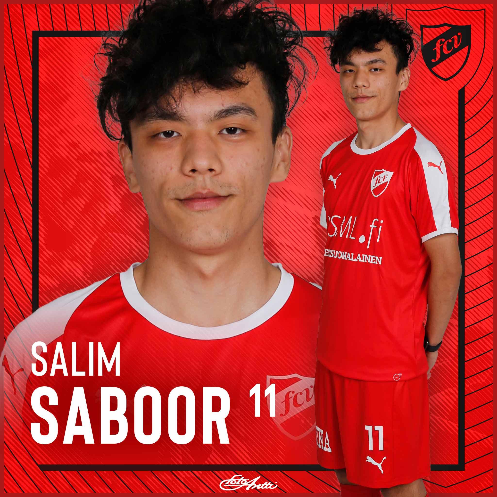 Salim Saboor