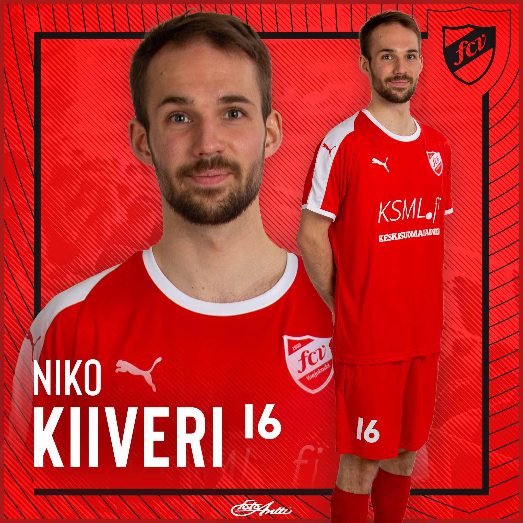 Niko Kiiveri