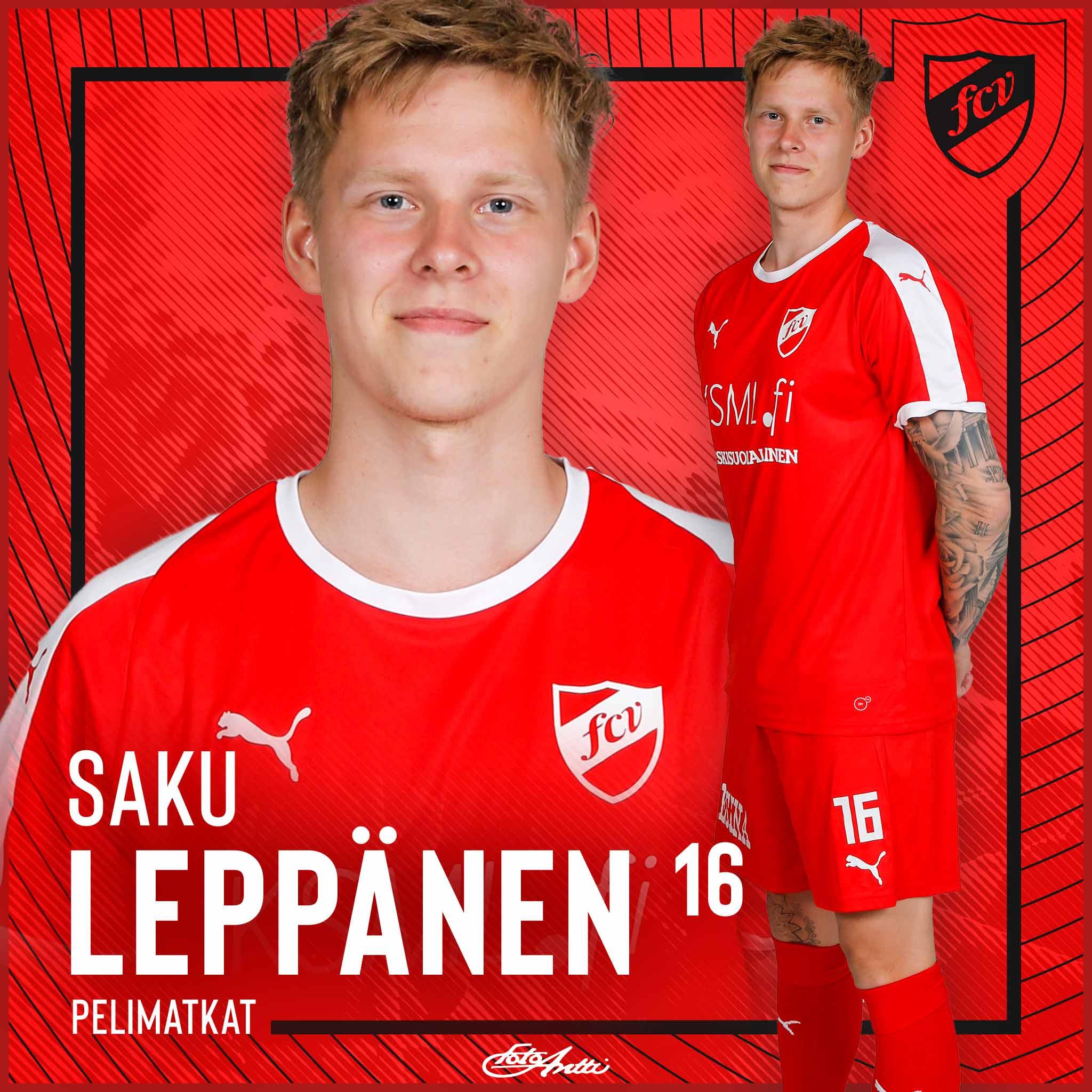 Saku Leppänen