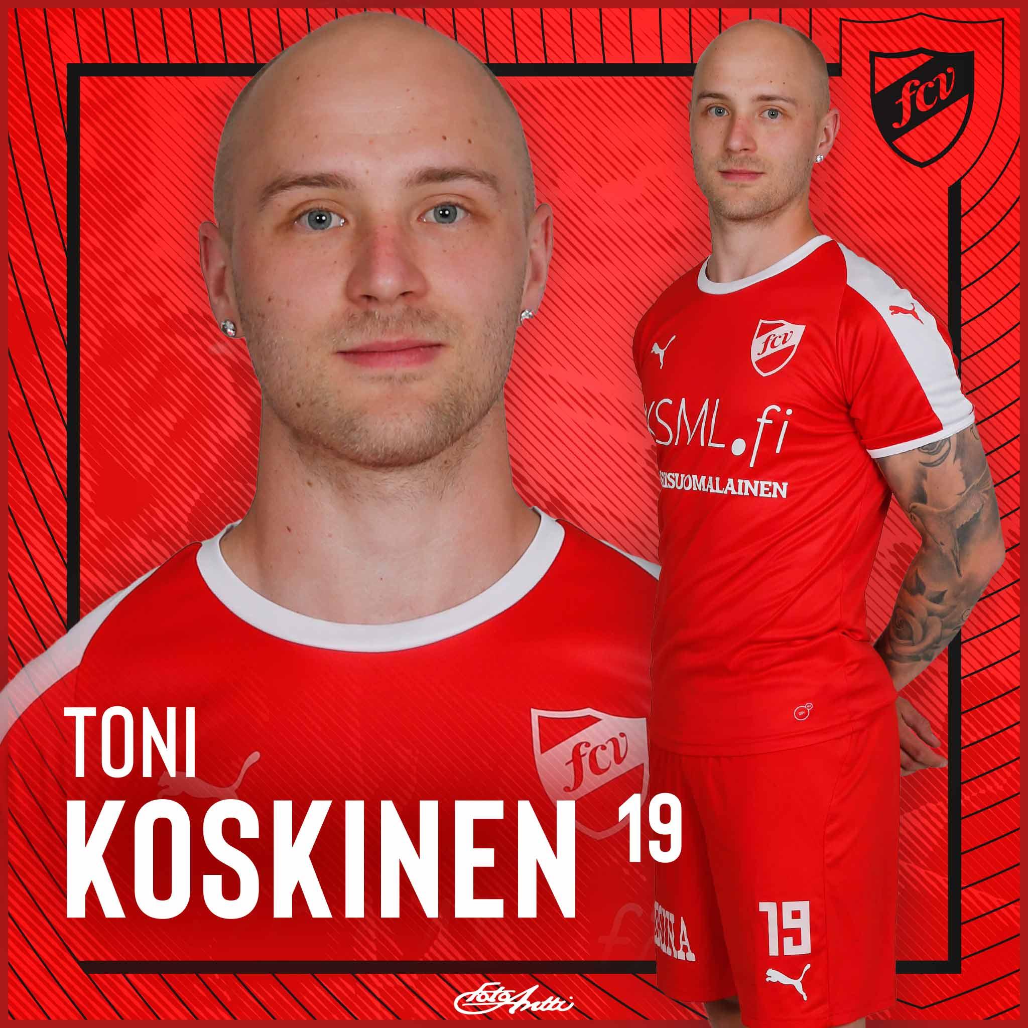 Toni Koskinen