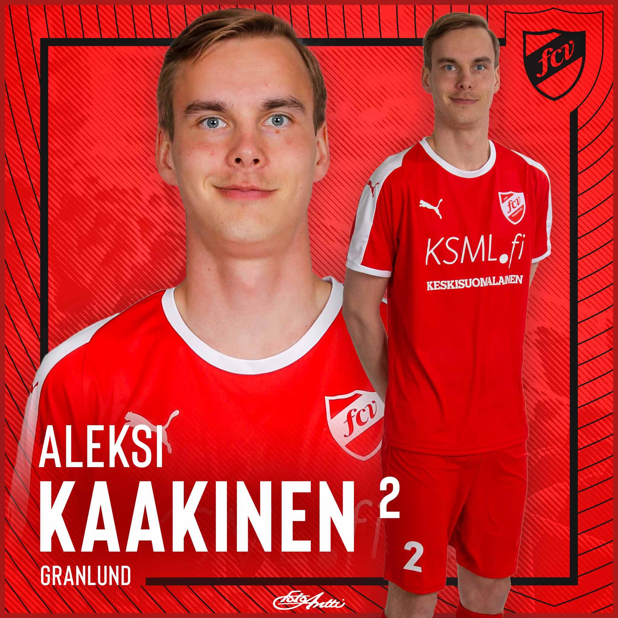 Aleksi Kaakinen