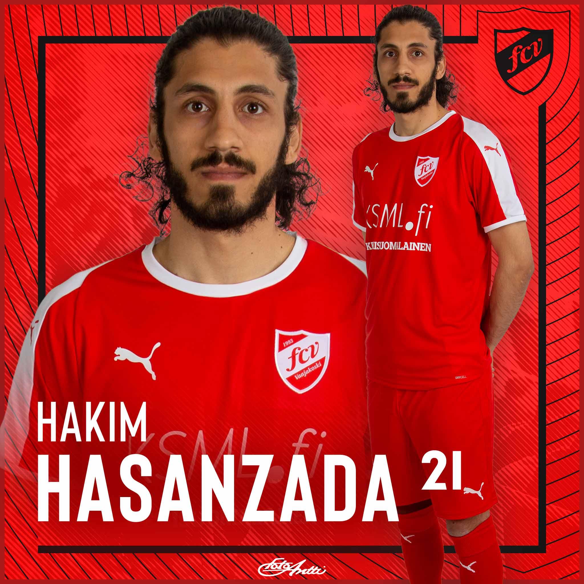 Hakim Hasanzada