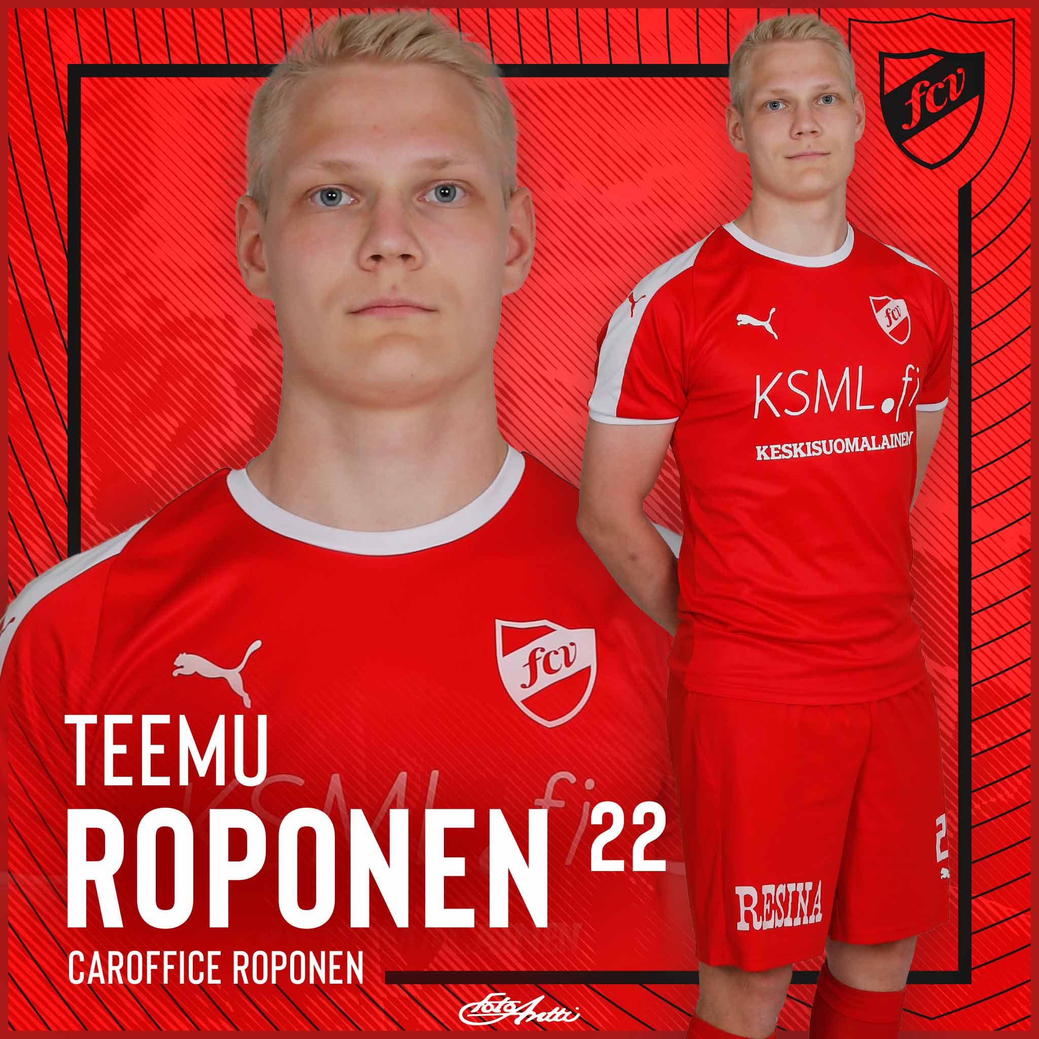 Teemu Roponen