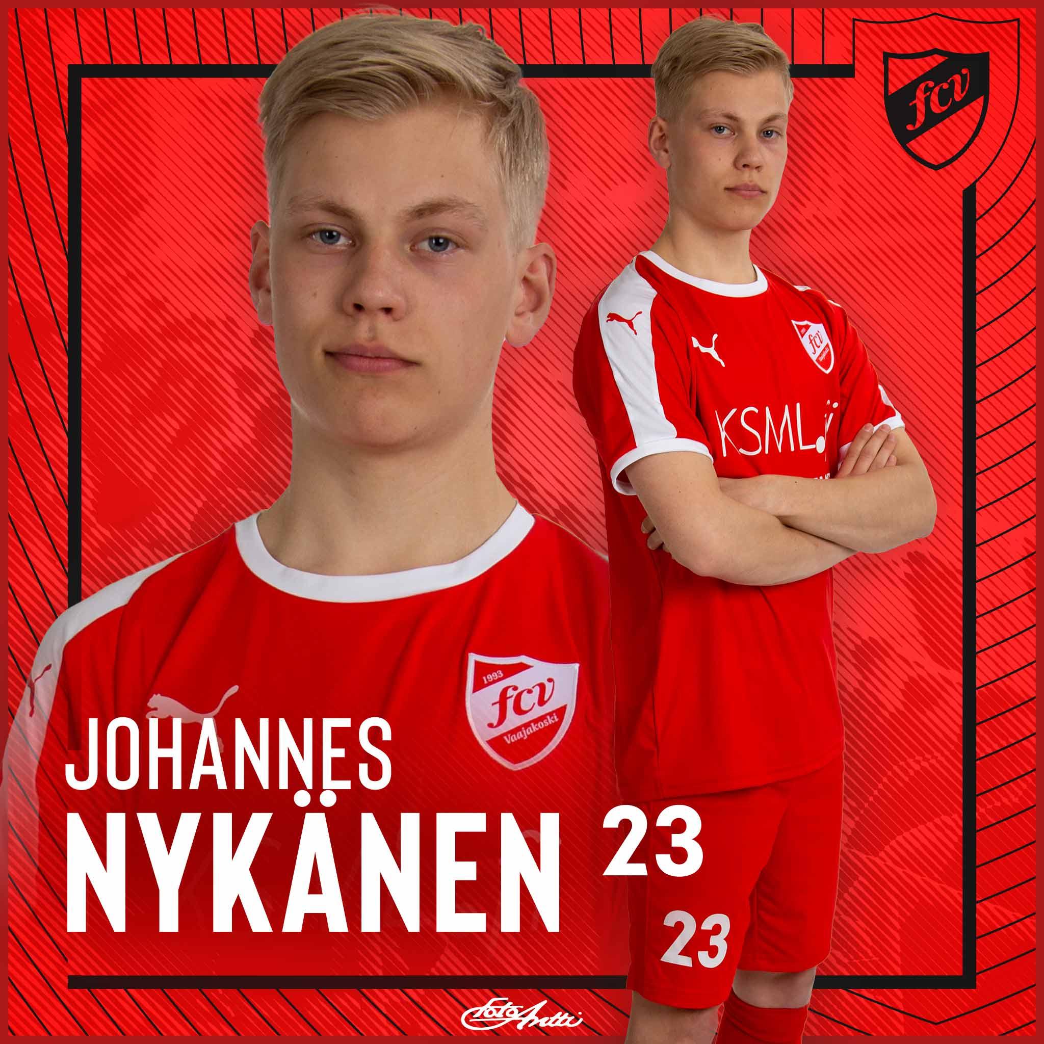 Johannes Nykänen