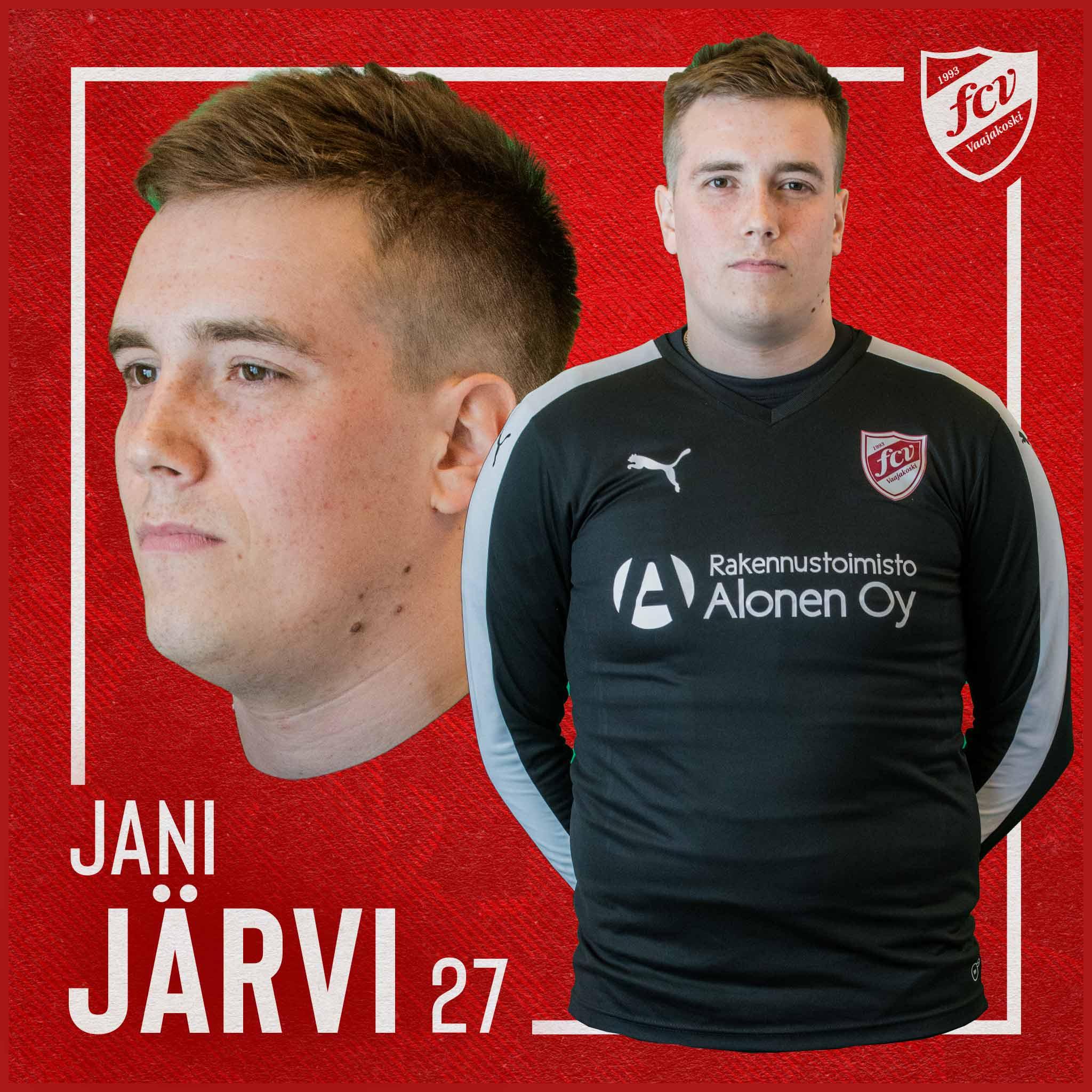 Jani Järvi