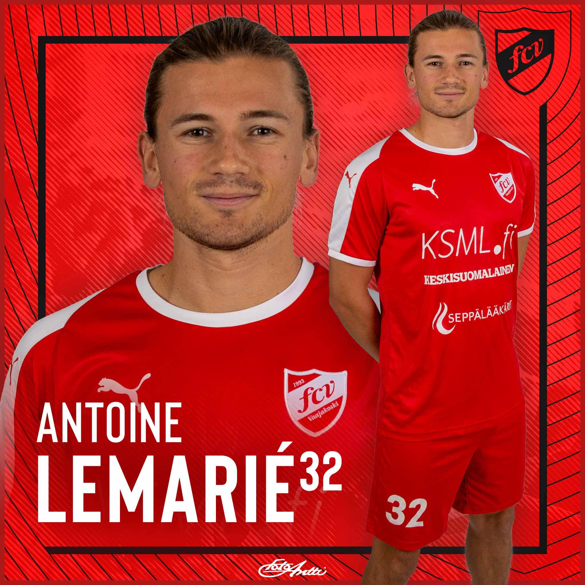 Antoine Lemarie