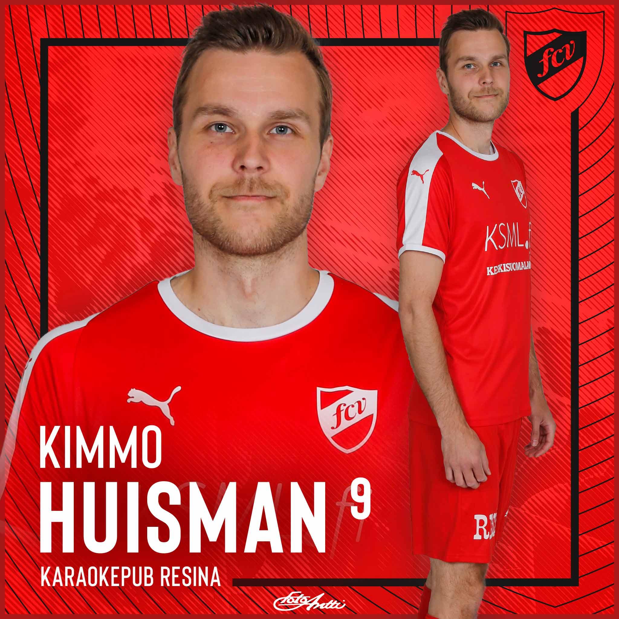 Kimmo Huisman