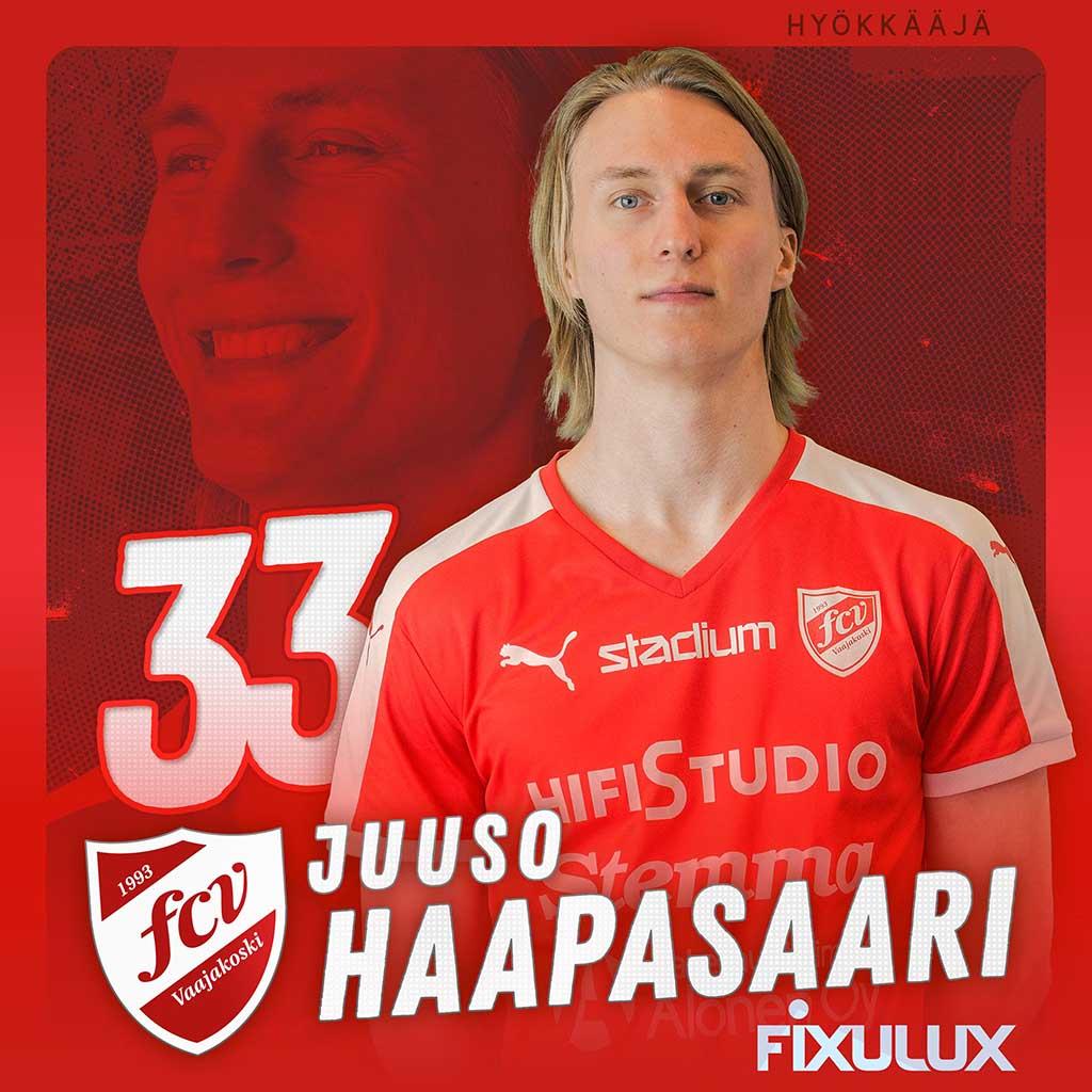 Juuso Haapasaari