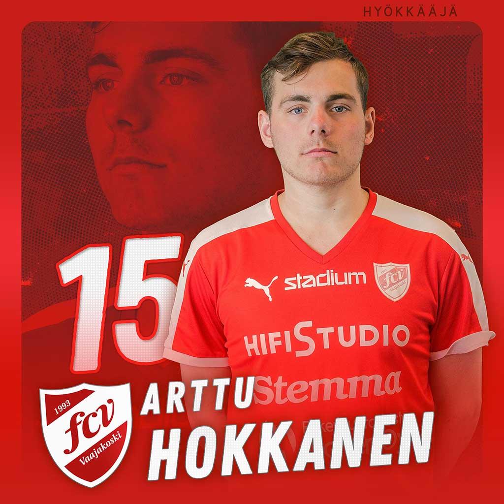 Arttu Hokkanen