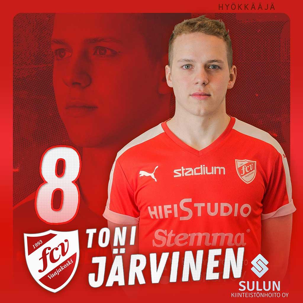 Toni Järvinen