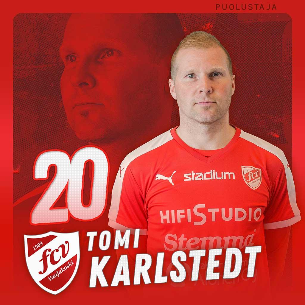Tomi Karlstedt