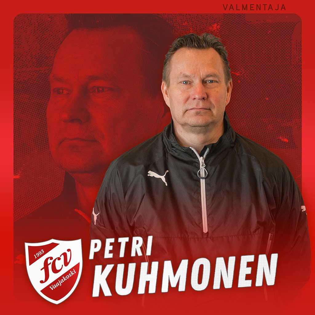 Petri Kuhmonen