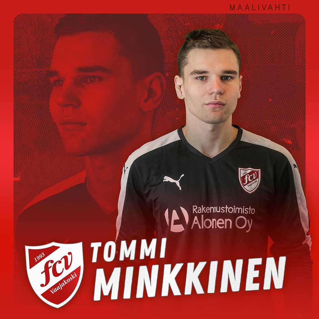 Tommi Minkkinen