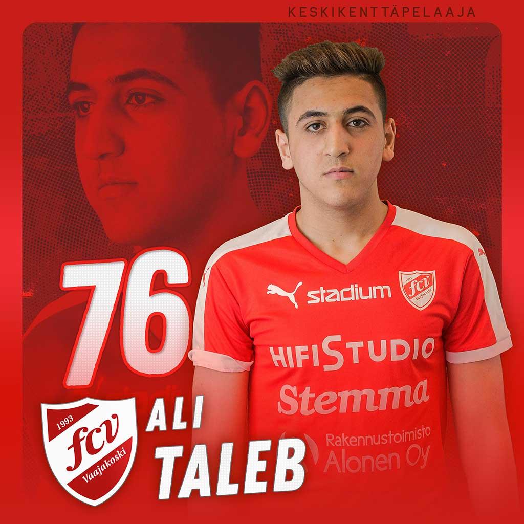 Ali Taleb